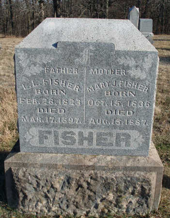 FISHER, MARY JANE - Madison County, Iowa | MARY JANE FISHER