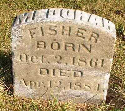 FISHER, MEDORAH - Madison County, Iowa | MEDORAH FISHER