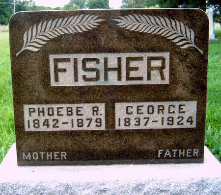 FISHER, PHOEBE R. - Madison County, Iowa | PHOEBE R. FISHER