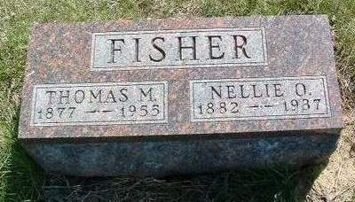 FISHER, THOMAS MCMILLAN - Madison County, Iowa | THOMAS MCMILLAN FISHER