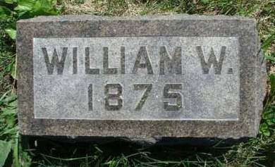 FISHER, WILLIAM W. - Madison County, Iowa | WILLIAM W. FISHER