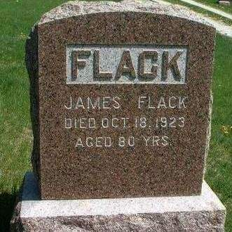 FLACK, JAMES MONROE - Madison County, Iowa   JAMES MONROE FLACK