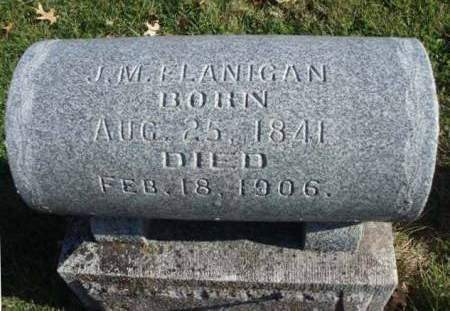 FLANIGAN, JOHN M. - Madison County, Iowa | JOHN M. FLANIGAN