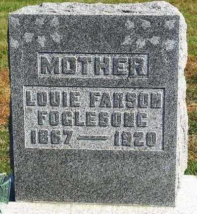 FARSON, LOUISE LOUELLA (LOUIE) - Madison County, Iowa | LOUISE LOUELLA (LOUIE) FARSON
