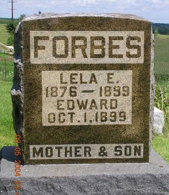 FORBES, EDWARD - Madison County, Iowa | EDWARD FORBES