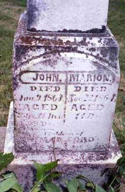 FORD, JOHN - Madison County, Iowa | JOHN FORD