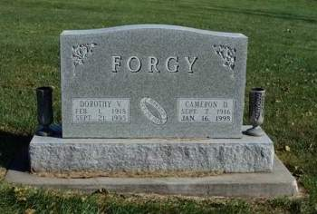 FORGY, CAMERON D. - Madison County, Iowa | CAMERON D. FORGY