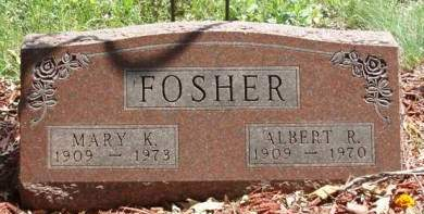 FOSHER, MARY KATHERINE - Madison County, Iowa | MARY KATHERINE FOSHER