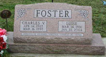 FOSTER, LUISE - Madison County, Iowa | LUISE FOSTER
