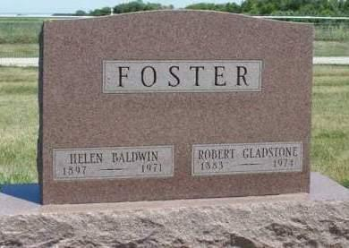 BALDWIN FOSTER, HELEN - Madison County, Iowa | HELEN BALDWIN FOSTER