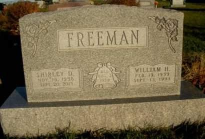 FREEMAN, WILLIAM HOWARD - Madison County, Iowa | WILLIAM HOWARD FREEMAN