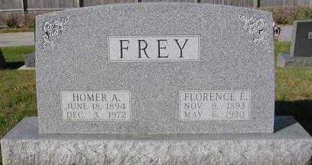 FREY, HOMER ALBERT - Madison County, Iowa | HOMER ALBERT FREY