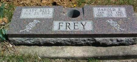 FREY, MARY BELL - Madison County, Iowa | MARY BELL FREY