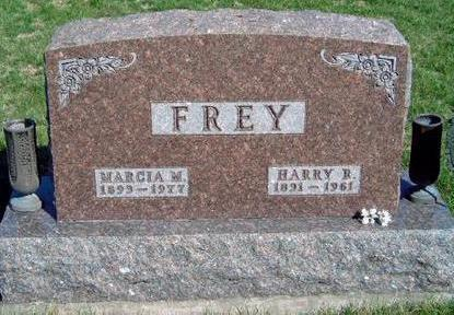 FREY, HARRY R. - Madison County, Iowa | HARRY R. FREY