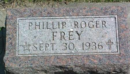 FREY, PHILLIP ROGER - Madison County, Iowa | PHILLIP ROGER FREY