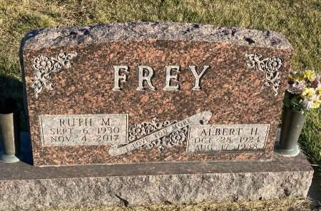 FREY, RUTH MARIE - Madison County, Iowa | RUTH MARIE FREY
