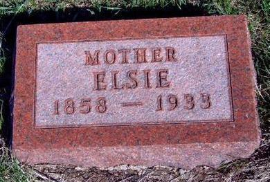 FRITSON, ELSIE - Madison County, Iowa | ELSIE FRITSON