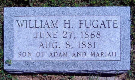 FUGATE, WILLIAM H. - Madison County, Iowa | WILLIAM H. FUGATE