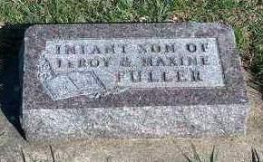 FULLER, DANIEL R. - Madison County, Iowa | DANIEL R. FULLER