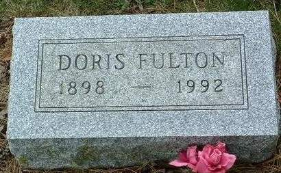 FULTON, DORIS FERN - Madison County, Iowa | DORIS FERN FULTON