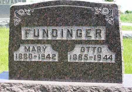 FUNDINGER, ROSIE SOPHIA MARY - Madison County, Iowa | ROSIE SOPHIA MARY FUNDINGER
