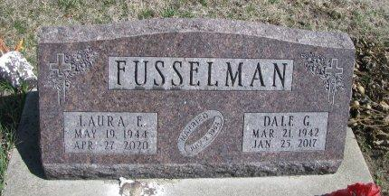 FUSSELMAN, DALE G. - Madison County, Iowa | DALE G. FUSSELMAN