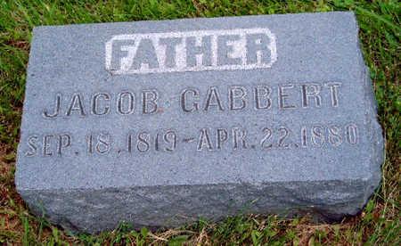GABBERT, JACOB - Madison County, Iowa   JACOB GABBERT