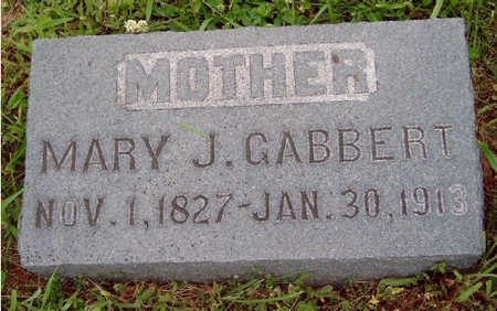 GABBERT, MARY JANE - Madison County, Iowa | MARY JANE GABBERT
