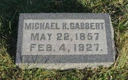 GABBERT, MICHAEL R. (MIKE) - Madison County, Iowa | MICHAEL R. (MIKE) GABBERT