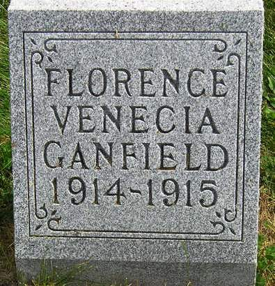 GANFIELD, FLORENCE VENECIA - Madison County, Iowa | FLORENCE VENECIA GANFIELD