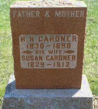 GARDNER, SUSAN - Madison County, Iowa | SUSAN GARDNER