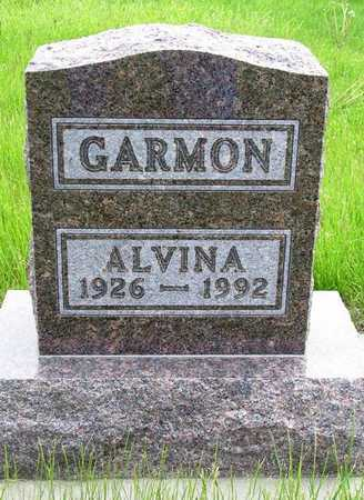 TEMPLE GARMON, ALVINA - Madison County, Iowa | ALVINA TEMPLE GARMON