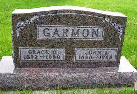 GARMON, GRACE OLIVE - Madison County, Iowa | GRACE OLIVE GARMON