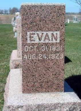 GARRETT, EVAN - Madison County, Iowa | EVAN GARRETT