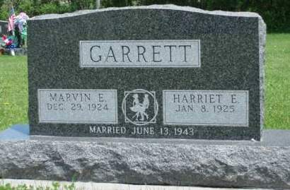 GARRETT, MARVIN E. - Madison County, Iowa | MARVIN E. GARRETT