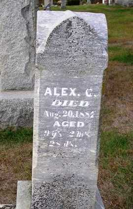 GENTRY, ALEXANDER J.  (ALEX) - Madison County, Iowa | ALEXANDER J.  (ALEX) GENTRY