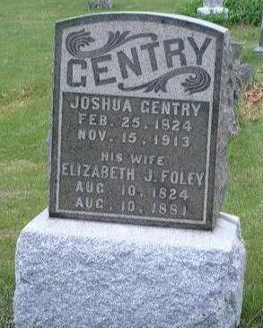 GENTRY, JOSHUA - Madison County, Iowa | JOSHUA GENTRY