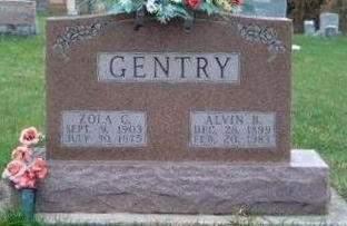 GENTRY, ALVIN B. - Madison County, Iowa | ALVIN B. GENTRY