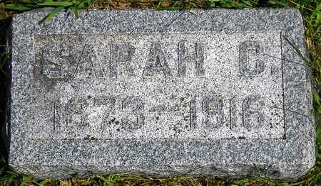 GIFFORD, SARAH CHARITY - Madison County, Iowa | SARAH CHARITY GIFFORD
