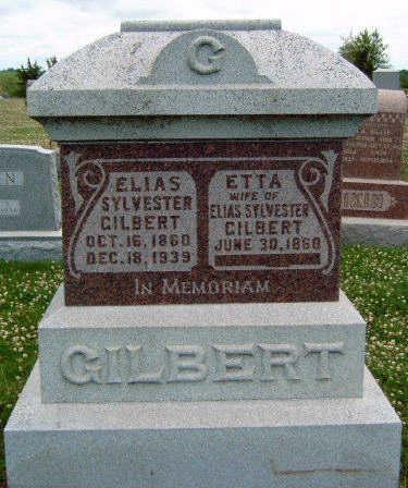 HART GILBERT, JUANITA ETTA - Madison County, Iowa | JUANITA ETTA HART GILBERT