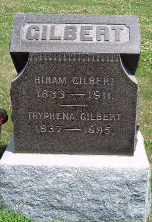 GILBERT, TRYPHENA - Madison County, Iowa | TRYPHENA GILBERT
