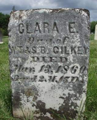 GILKEY, CLARA E. - Madison County, Iowa | CLARA E. GILKEY