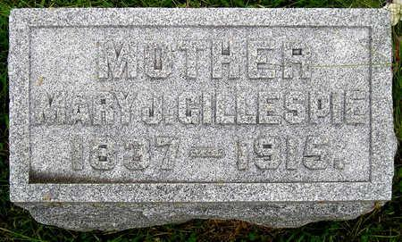 GILLESPIE, MARY JANE - Madison County, Iowa | MARY JANE GILLESPIE
