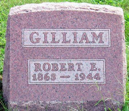 GILLIAM, ROBERT E. - Madison County, Iowa | ROBERT E. GILLIAM