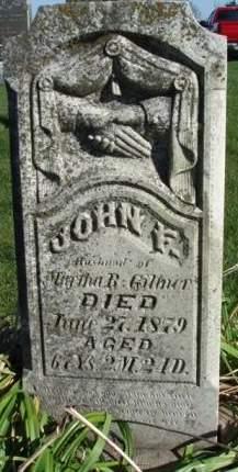 GILTNER, JOHN F. - Madison County, Iowa | JOHN F. GILTNER