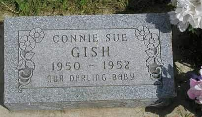 GISH, CONNIE SUE - Madison County, Iowa | CONNIE SUE GISH