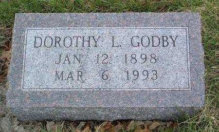 GODBY, DOROTHY LOTTA - Madison County, Iowa | DOROTHY LOTTA GODBY
