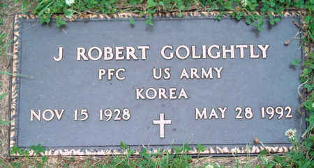 GOLIGHTLY, JOHN ROBERT - Madison County, Iowa | JOHN ROBERT GOLIGHTLY