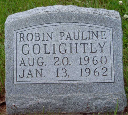 GOLIGHTLY, ROBIN PAULINE - Madison County, Iowa | ROBIN PAULINE GOLIGHTLY