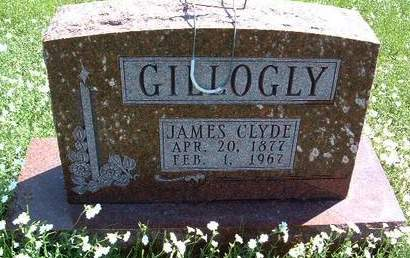 GILLOGLY, JAMES CLYDE - Madison County, Iowa | JAMES CLYDE GILLOGLY